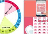 ovulation calendar girl