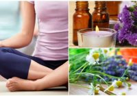 aromatherapy and yoga essential oils