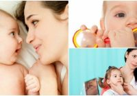 baby bad breath causes